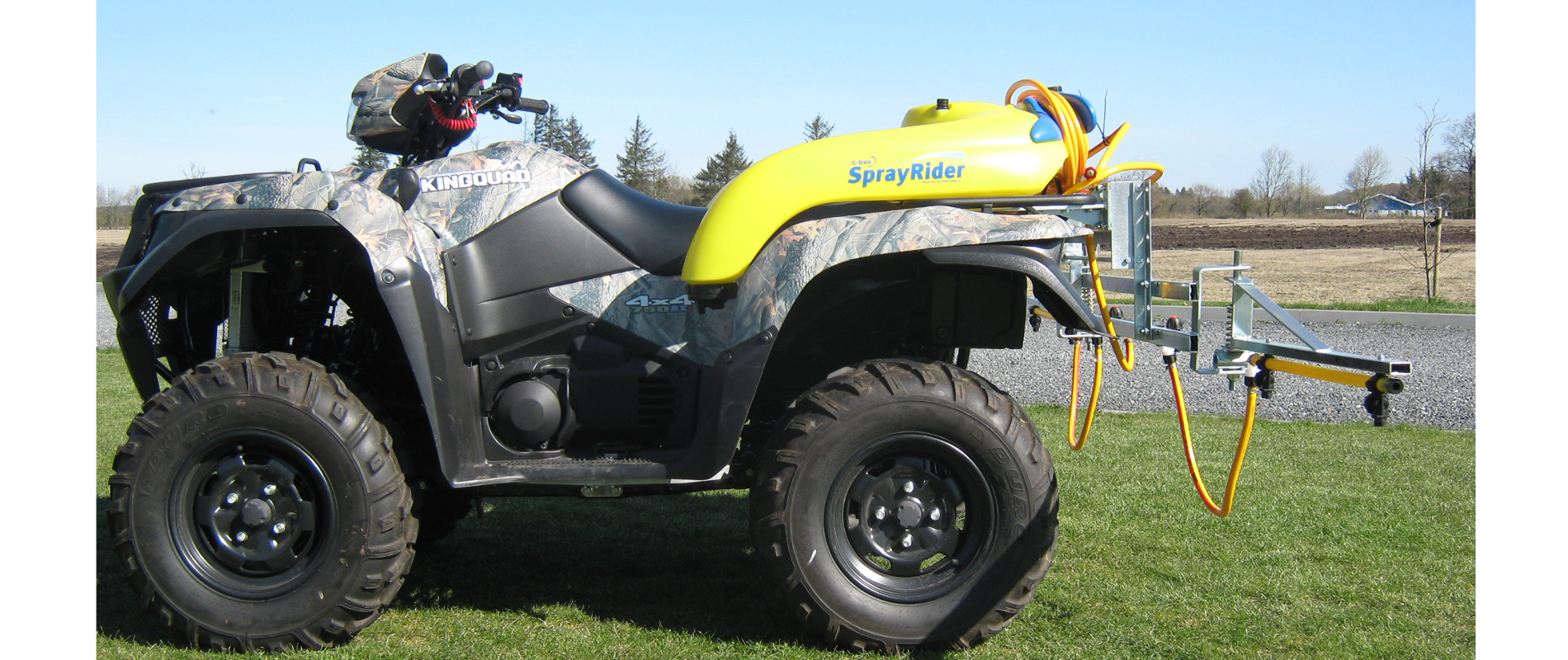 KingQuad SprayRider