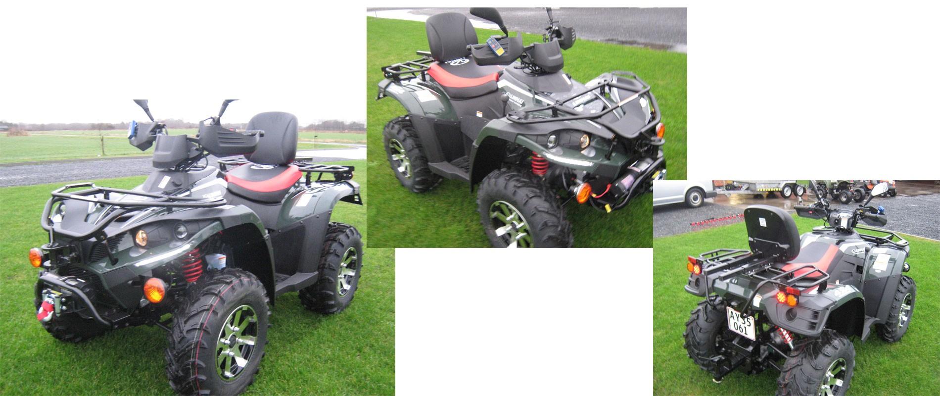 ATV Forside