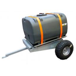Vandvogn, 400 liter