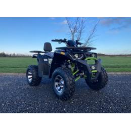 Hunter ATV 200 kommer på...