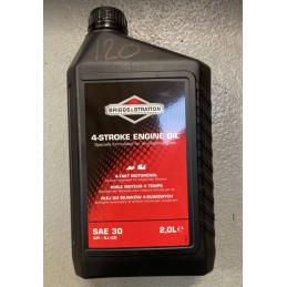 B&S 4 Takt Motorolie 2 Liter