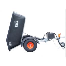 ATV-trailer m/hydraulisk tip