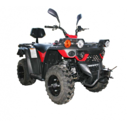 ATV Linhai M150 - rød